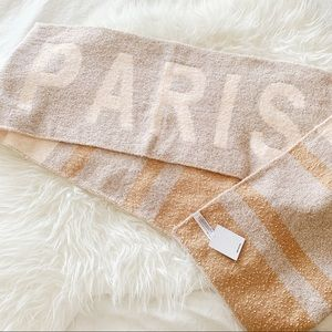 Urban Outfitters Accessories - NWT Urban Outfitters Textured Paris Scarf
